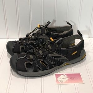 Keen Sandals outdoor waterproof Black